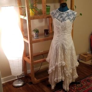 Vintage 70s/80s Wedding Dress